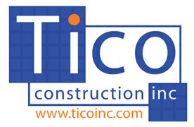 TICO Construction Company Inc. Logo