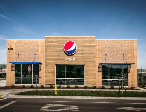 Pepsi Warehouse- Gilroy